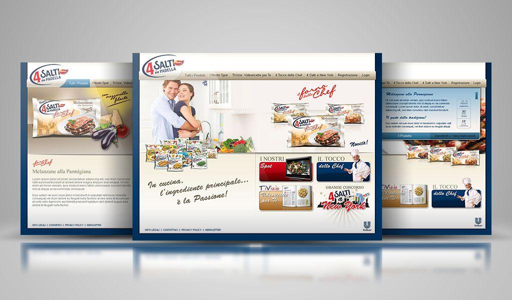 4 salti in padella malex industries for Cucinare 4 salti in padella